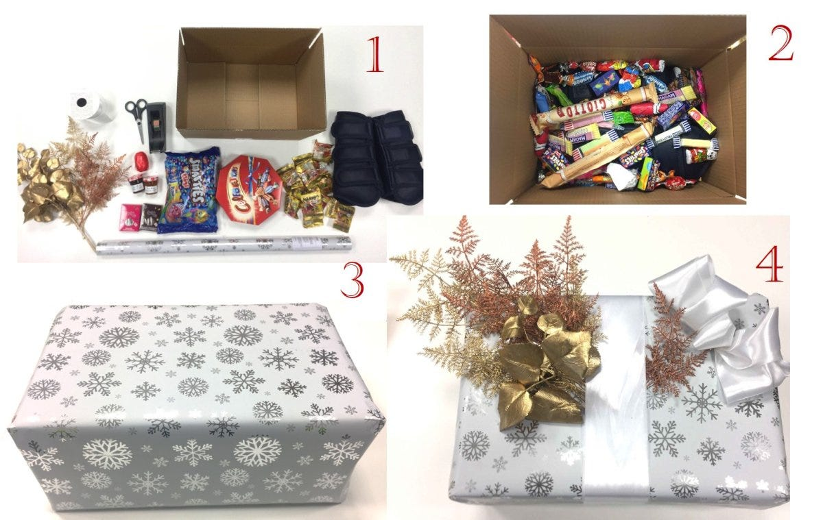 Weihnachtsgeschenke einpacken leichtgemacht | RidersDeal